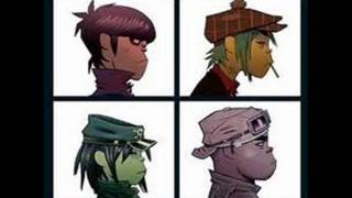 Gorillaz Im Happy