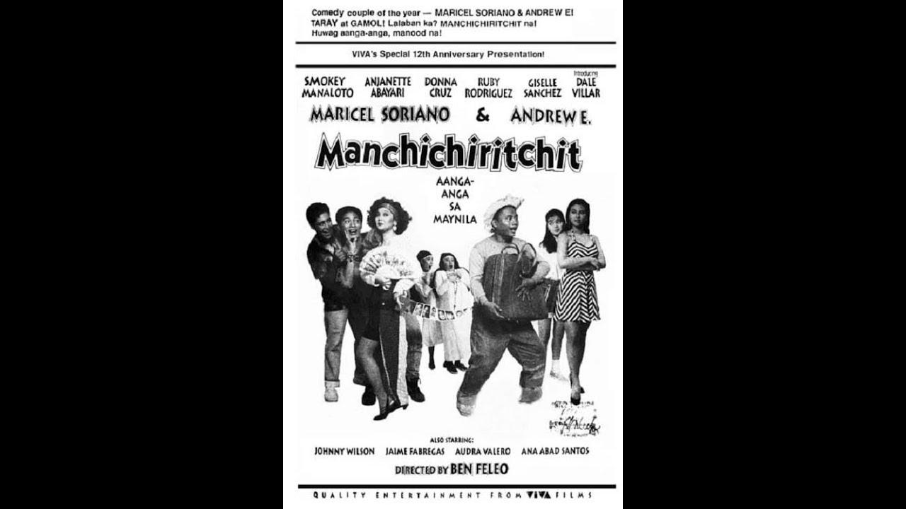Download Manchichiritchit (1993) Andrew E Pinoy Comedy Movie