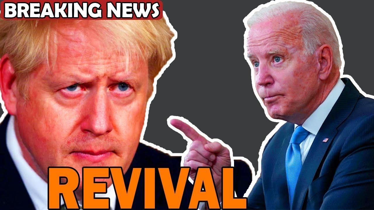Biden, Boris Johnson agree to a revitalized Atlantic Charter in first ...
