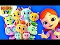 Ten In The Bed | Boom Buddies | Kindergarten Rhymes For Babies | Kids TV