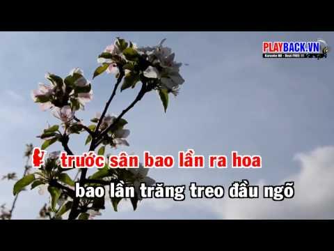 Karaoke Tình Yêu Tôi Hát - Lam Trường, Hồng Nhung full beat