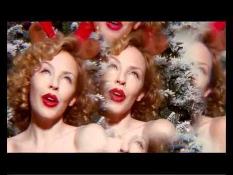 Kylie Minogue Santa Baby Official Video Love Magazine