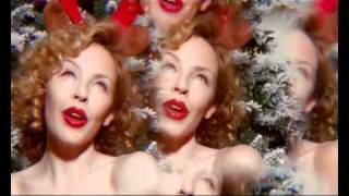 Kylie Minogue Santa Baby Official Video- Love MAgazine  Xmas 2010