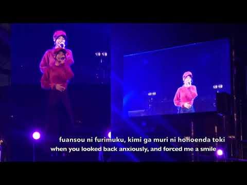 Kashiwagi Yuki Live (Sakura no Ki Ni Narou) ACCOUSTIC Version