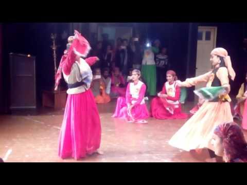 Kotgarh student association dance PAHAL 2K16 choreograph by Bunty verma