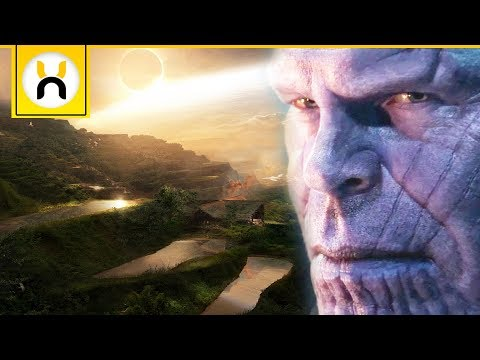 Infinity War Concept Art Confirms MAJOR Theory for Avengers 4