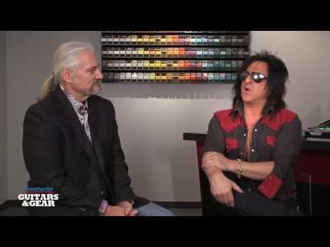 Interview with Steve Stevens - Sweetwater's Guitars and Gear, Vol. 102
