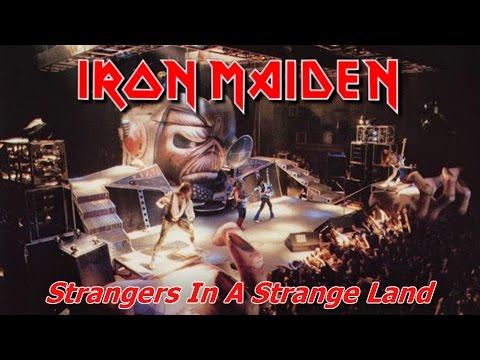 Iron Maiden Live 86-87 (Strangers In A Strange Land)