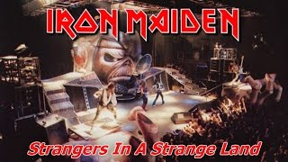 Iron Maiden Live 86-87 (Strangers In A Strange Land)