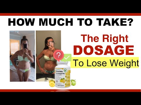 Garcinia Cambogia Dosage How Much Should You Really Take Reviews And Recommendation