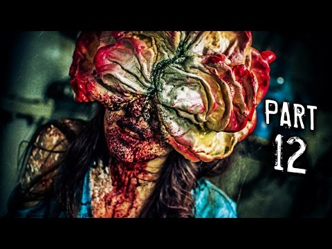 The Last of Us Remastered Gameplay Walkthrough Part 12 - Spores (PS4)