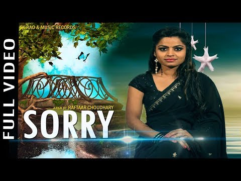 New Haryanvi Songs | Sorry | Tavinda Kaif | Mahi Chouhan | TR | Izaz Saifi