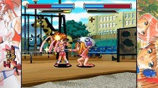 Tactical Fighter [タクティカルファイター] Game Sample - Sega Saturn