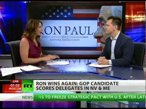 Ron Paul wins more delegates