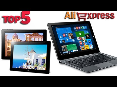 Обзор ТОП 5 планшетов на Windows 10 с Алиэкспресс, лучшие планшеты 2017 года из Китая
