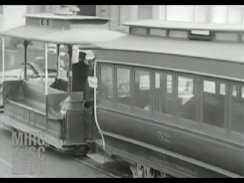 San Francisco Cable Cars, 1929: The End of the Pacific Avenue Line