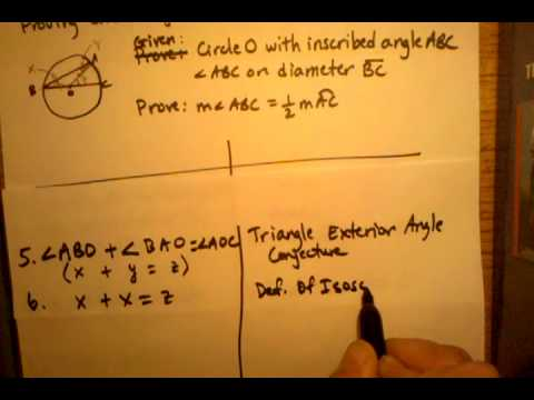 Euclidean Geometry Proofs And Conjectures - Lessons - Tes Teach