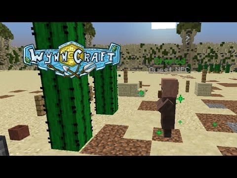 Wynncraft 1.13: Wrath Of The Mummy Quest Guide!