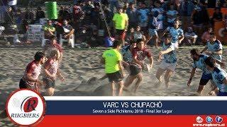 Rugbiers TV - VARC vs Chupachó - Final 3er Lugar