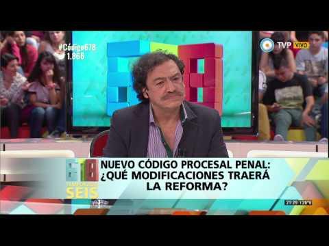 Reforma del codigo procesal Penal