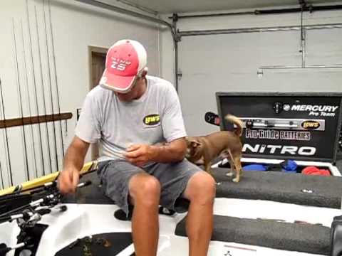 July 29 2015 table rock lake fishing report with pete for Pete wenners fishing report