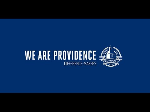 We Are Providence.