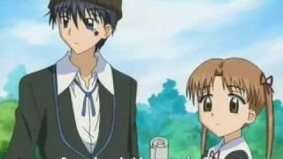 Mikan Sakura Who's that girl
