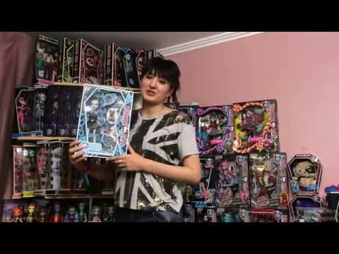 Моя коллекция кукол Monster High  (114 шт.)