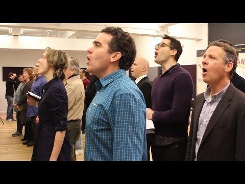 Titanic Revival Rehearsal - Godspeed Titanic