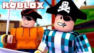 Roblox - VIRAMOS PIRATAS !! ( Pirate Wars Roblox )