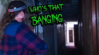 Making CONTACT With A Lost SPIRIT - Haunted Paranormal Activity!