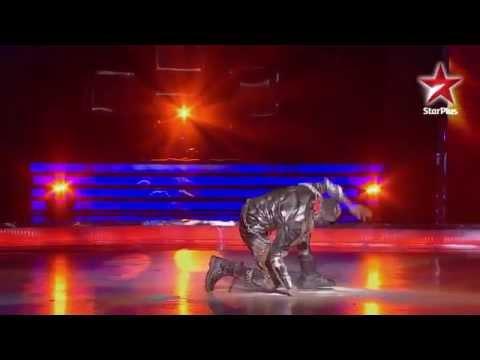 India's Dancing SuperStar Amardeep's Robotics