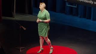 A Brush with Death | Kel McBride | TEDxBloomington