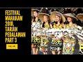 festival mahakam 2018, tarian pedalaman part 3
