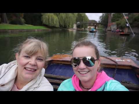 Hallmark Hotel Cambridge Vlog