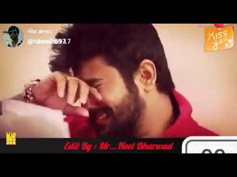 Nathi Kevati Mara Dil Ni Aa Vato Ane Yaad Kari Hu To Rat Din Roto.....