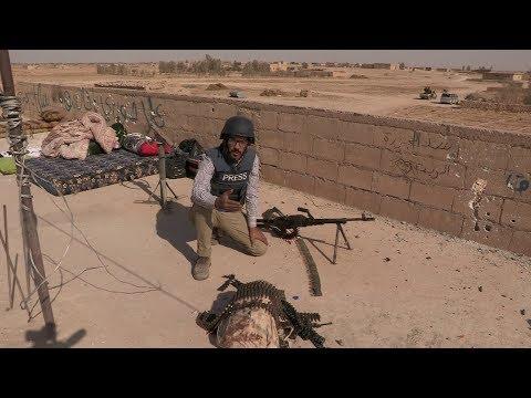 تقرير خاص من دير الزور: مسلحو تنظيم -الدولة الإسلامية- لايزالون يبدون مقاومة في عدة مناطق