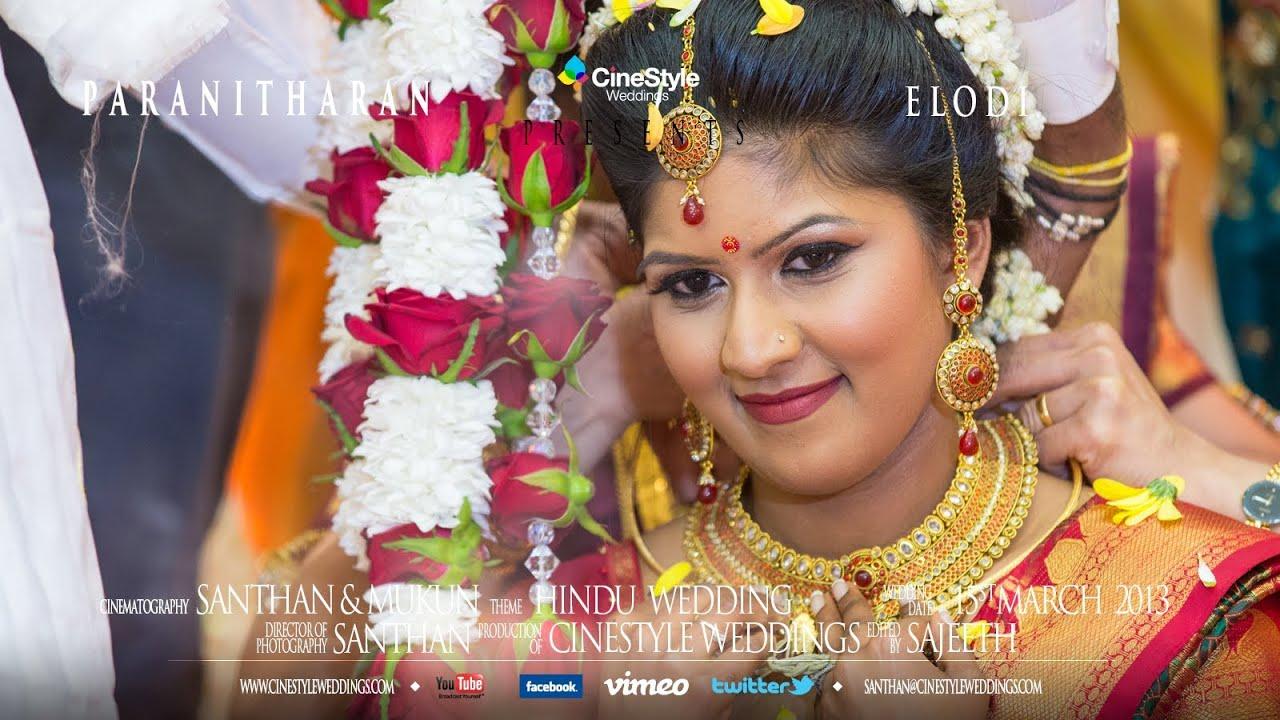 Tamil Hindu Wedding_Paranitharan & Elodie
