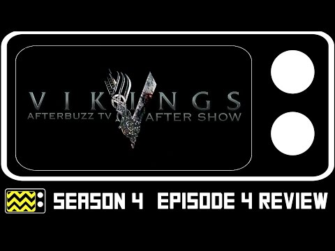Vikings Season 4 Episodes 3 & 4 Review & AfterShow | AfterBuzz TV