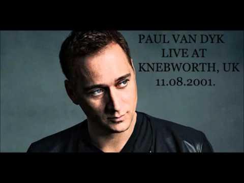 Paul Van Dyk Live At Knebworth, UK, 11.08.2001.