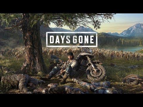 Прохождение Days Gone - стрим первый [Запись с твича]