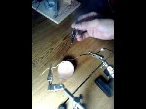 07 comment faire une soudure a l etain sans fer youtube - Comment faire une soudure a l etain ...