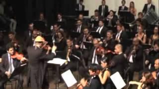 OSRN (Orquestra Sinfonica do Rio Grande do Norte) - Regente Linus Lerner Sate