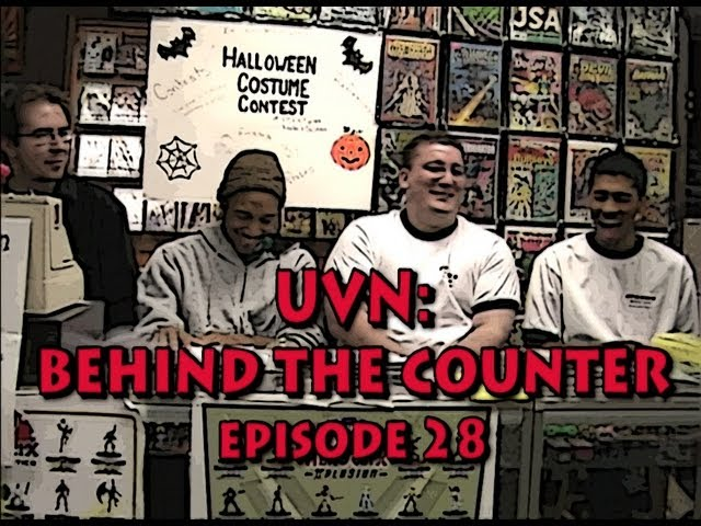 UVN: Behind the Counter 28