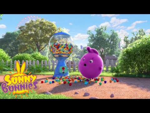 Cartoons for Children | SUNNY BUNNIES - How to Split an Orange | New Episode | Season 4 | Cartoon