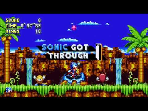 Sonic Mania Plus - Encore Mode DLC Gameplay (FIrst 5 Minutes)  