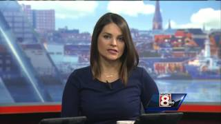 WMTW News 8 Monday afternoon Headlines