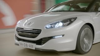 Peugeot RCZ View Top Concept 2013 Videos