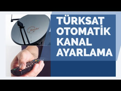 Türksat OTOMATİK Arama Frekansı 2019 (Türksat 4a Ayarları)