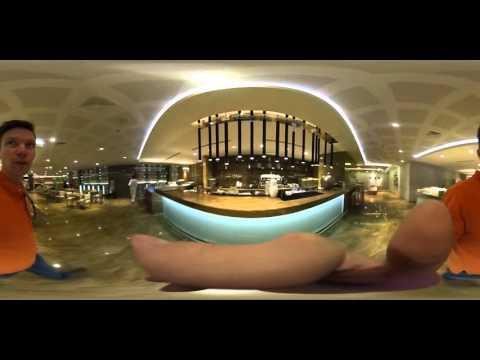 Breakfast JW Marriott Marquis Dubai